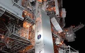 S6 na stanowisku startowym, Credits: NASA