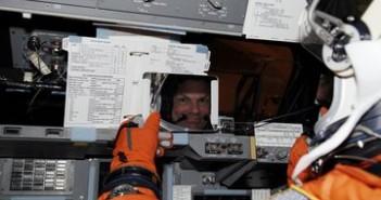 STS-119 Pilot Tony Antonell