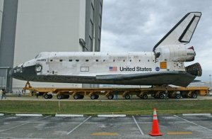 Rollout   Discovery / Credits - NASA
