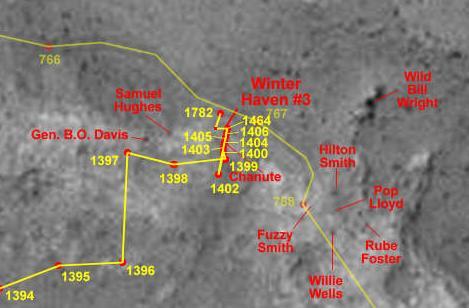 Sol 1782 - Spirit / Credits - Eduardo Tesheiner/NASA/JPL/UA