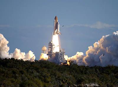 16.01.2003 - start Columbii / Credits - NASA