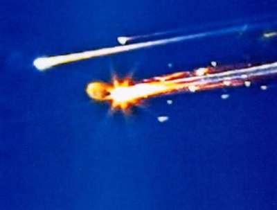 Katastrofa STS-107/ Credits - NASA