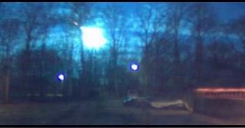 Bolid 17.01.2009, Credits: PFN
