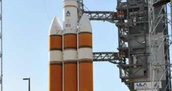 Delta IV-H / NRO L-26, Credits: United Launch Alliance