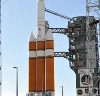 Delta IV-H / NRO L-26, Credits: United Launch Alliance