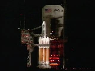 Delta IV-H / NRO L-26 przed startem (ULA)