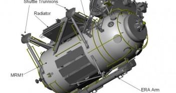 MRM-1, Credits: Spacehab