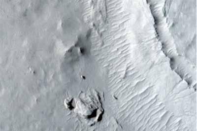 Cerberus Palus NASA/JPL/University of Arizona