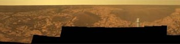 Panorama 'Santorini', Credits: NASA, JPL