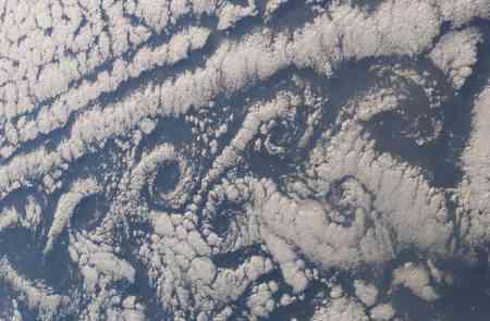Ziemia widziana z pokładu STS-107, Credits: NASA