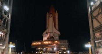 Discovery opuszcza VAB, Credits: NASA