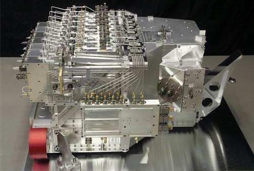 Instrument HIFI (Cred. ESA)