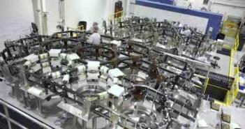System nośny luster JWST, Credits: NASA