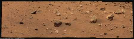 Mozaika Kroniki  Marsjańskie, Credits: NASA
