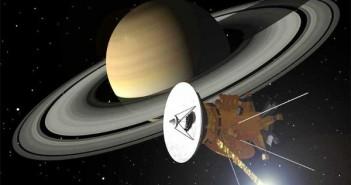 Sonda Cassini / Credits - NASA, ESA