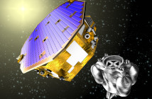 LISA Pathfinder / Credit: ESA
