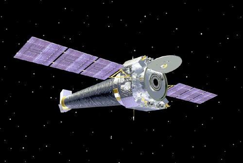 Kosmiczny teleskop Chandra (NASA)