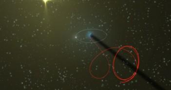 Orbita transferowa sondy Planck / Credits - ESA
