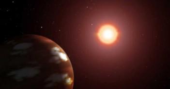 Wizja artystyczna układu pozasłonecznego (NASA)