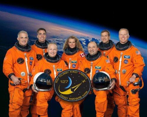 Zaloga misji STS-127 / Credits - NASA