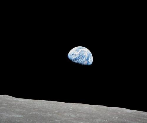 Wschód Ziemi nad Księżycem - Apollo 8 / Credits - NASA