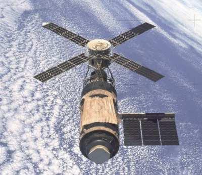 Stacja Skylab  / Credits - NASA