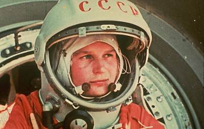 Walentyna Tiereszkowa - pierwsza kobieta w kosmosie