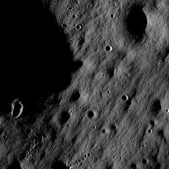 Pierwsze zdjęcia wykonane przez LRO / Credits - NASA