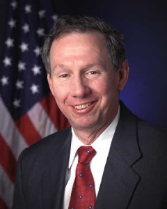 Doktor Michael Griffin, były Administrator NASA (NASA)