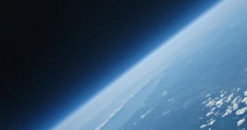 Zdjęcie krzywizny Ziemi z wysokości ponad 20 km - cel misji minimalnej / Credits - Project Icarus