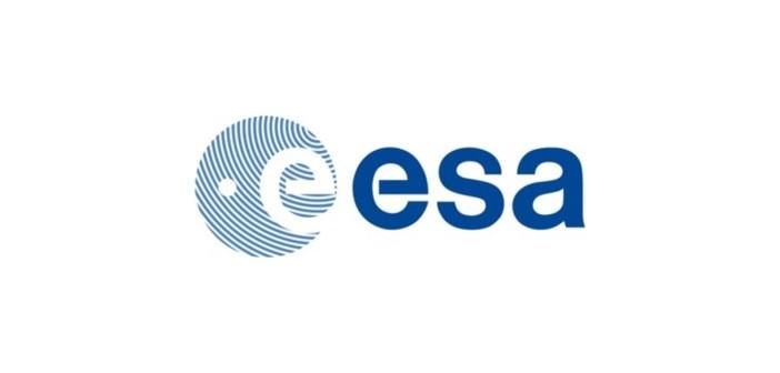 Logo ESA, Europejskiej Agencji Kosmicznej / Credit: ESA