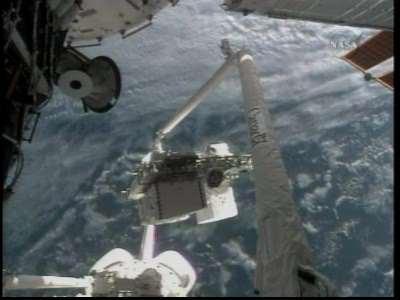 Transport ELC-1 (NASA TV)