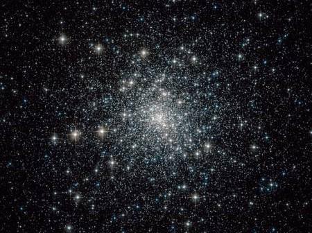Gromada M30 / Credits - NASA/ESA