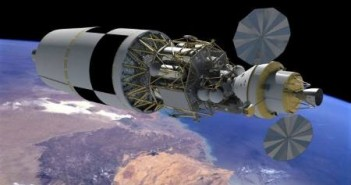 Ostatnie spojrzenie na Constellation? Tak wyglądały elementy, które miały zaprowadzić człowieka na Księżyc przez 2020 rokiem / Credits - NASA
