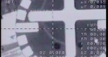 Soyuz TMA-16 zadokował do modułu Poisk, credits: NASA TV