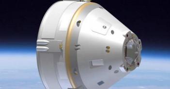 CST-100 na orbicie - wizualizacja (Credits: Boeing/Bigelow)