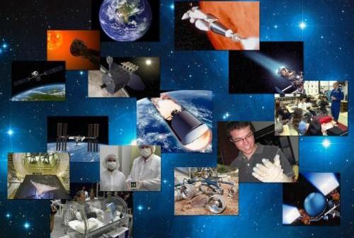 Jedna z grafik obrazująca mnogość różnych badań w nowej erze NASA / Credits - NASA