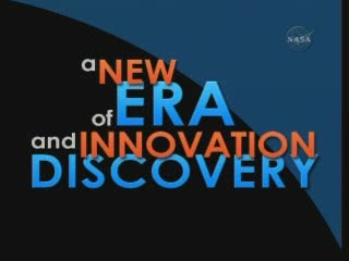 Jedna z grafik, którą można było zobaczyć na NASA TV podczas prezentacji propozycji zmian kierunku rozwoju NASA / Credits - NASA TV