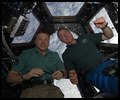 Zdjęcia przez Cupolę / Credits - NASA