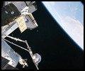 Relokacja modułu Cupola (Flight Day 8) / Credits - NASA