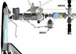Wizualizacja instalacji MRM-1. Credits: nasaspaceflight