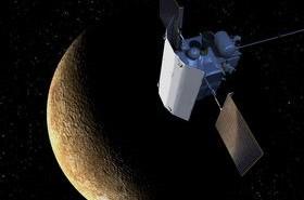 Sonda międzyplanetarna MESSENGER (Johns Hopkins University Applied Physics Laboratory)