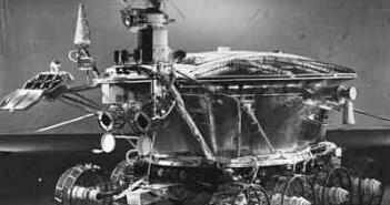 Radziecki łazik księżycowy Łunochod 1 (NASA)