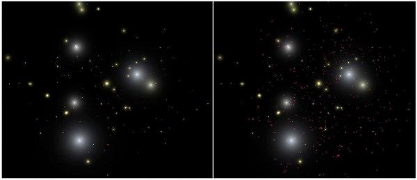 Symulacja WISE / Credits - NASA, JPL-Caltech