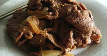 Bulgogi - tradycyjna koreańska potrawa mięsna, credit: www.blogcdn.com