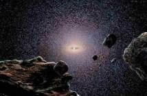 Wizja artystyczna obłoku Oorta, credit: Don Dixon / cosmographica.com