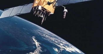 Satelita GPS nowej generacji Navstar-2F, credit: Boeing