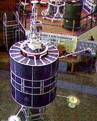 Parus (Astronautix.com)