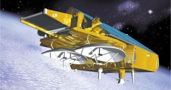 CryoSat-2, (c) ESA