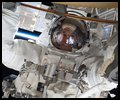 EVA-1 misji STS-131 / Credits - NASA